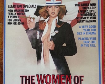Vintage Playboy November 1980