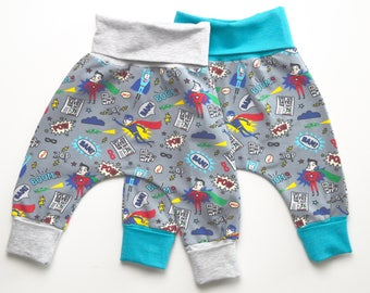 Set for twins 2 baby-pants 50/56 newborn