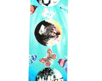 Bookmark from one of my collage 'cats'