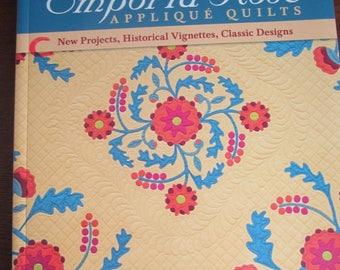 Emporia Rose Applique Quilts