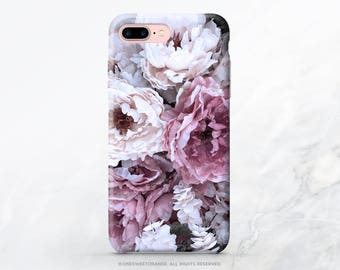 iPhone 7 Case Peonies iPhone 7 Plus Case iPhone SE Case iPhone 6 Case iPhone 5S Case iPhone 5 Case Samsung S8 Plus Case Galaxy S8 Case R15