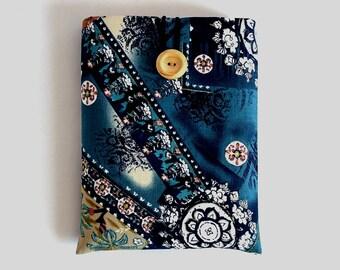 iPad PRO 9.7 Cover, iPad Pro 10.5 Sleeve, iPad Air Case, 8 to 10 inch Tablet Case-Shock Absorbent Foam Padding-Designer Fabric / Handmade