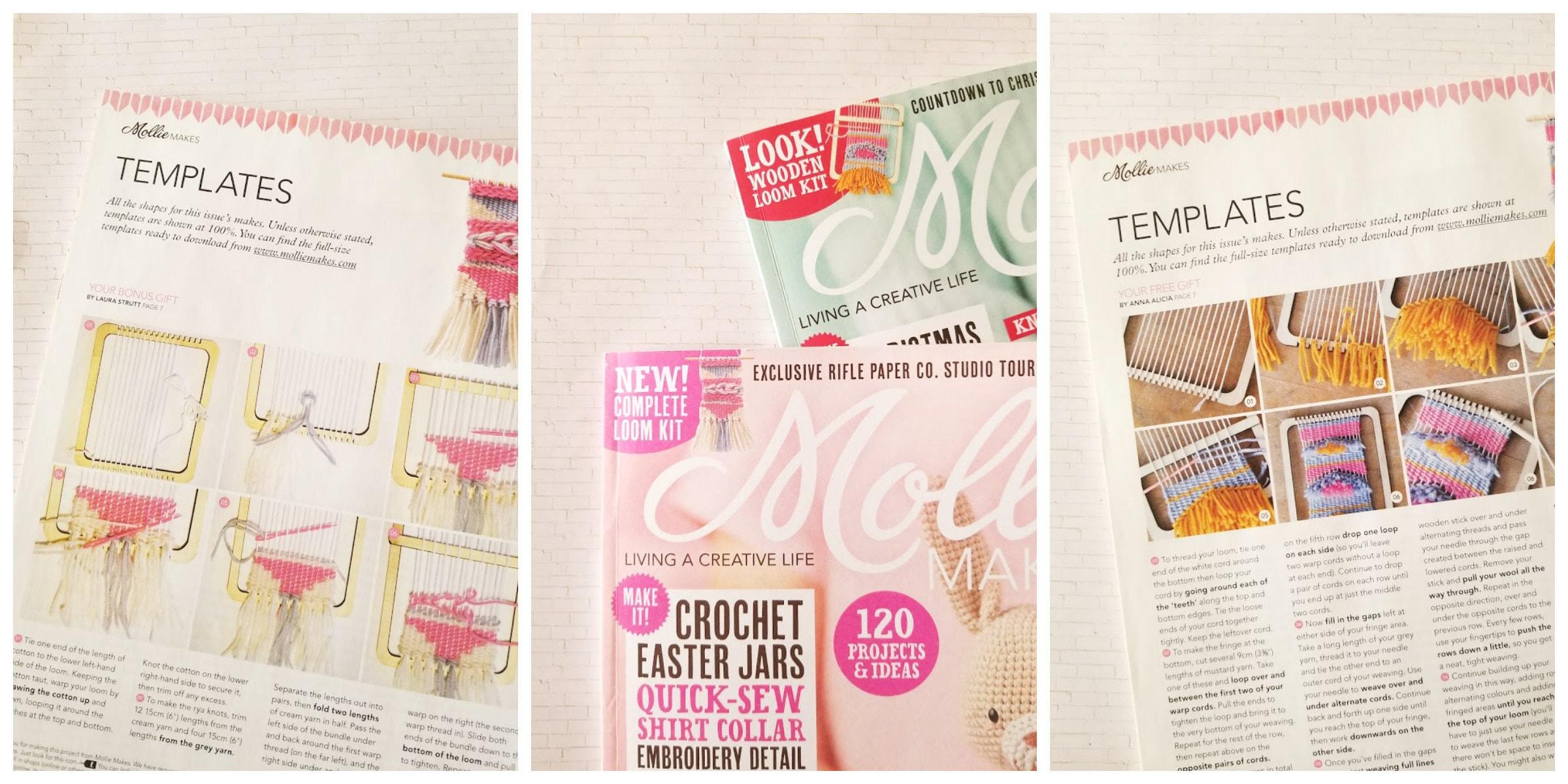 Mollie Makes - Mini Loom Kits