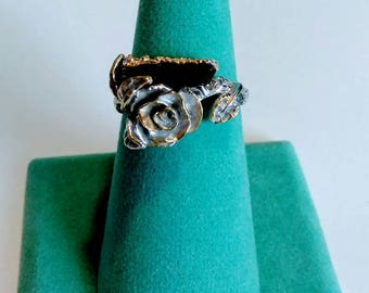 Tourmaline Sterling Silver Ring
