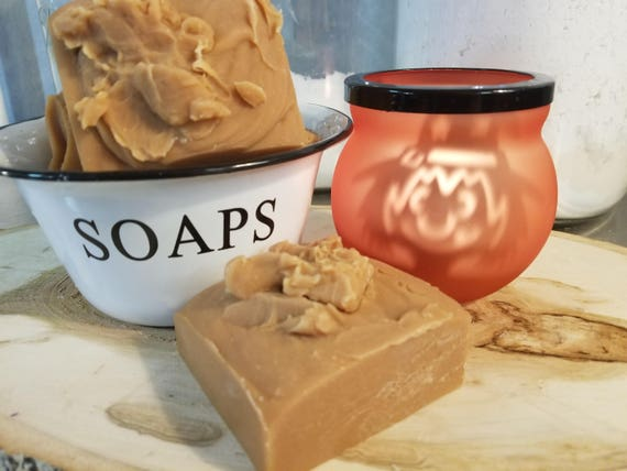 Fall Equinox Soap-Organic oils of Coconut Olive & more over 6 ozs