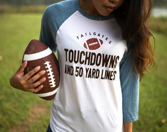 Football Shirt - Football Shirts for Women - Football - Football Tee - Womens Football Shirts - Game Day - Sunday Football - Football Season