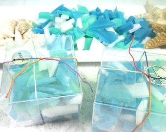 Sea Glass Soap, Beach Glass Soap, Soap, Beach Soap, Beach Gift, Sea Glass Gift, Beach Glass Gift, Decorative Soap, Sea Glass, Soap Gift