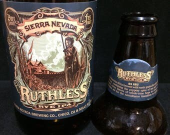Ruthless Rye IPA by  Sierra Nevada scented candle - made to order