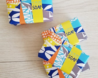 Creative Block soap, Orange flavour