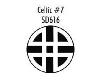 Stock Celtic #7  (SD616)