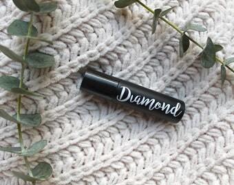 Diamond Phrase Essential Oil 10 ml Roller Matte Black