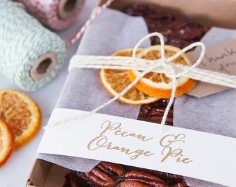 Cotton Bakers Twine - 100m Twine - Cotton Twine - Vintage Twine - Hanging Twine - Wrapping Twine - Retro Twine - Striped Twine - Cotton Yarn