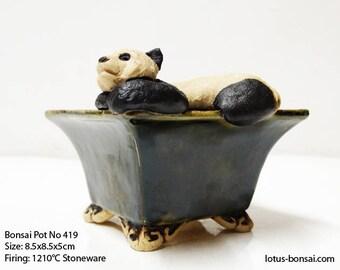 Bonsai Accent Pot No 419