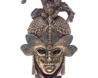Venetian masquerade mask ''Dragonfly''