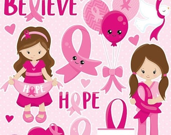 80% OFF SALE 80 Percent 0FF Sale Breast cancer clipart commercial use, breast cancer vector graphics, pink ribbon digital clip art,  digital
