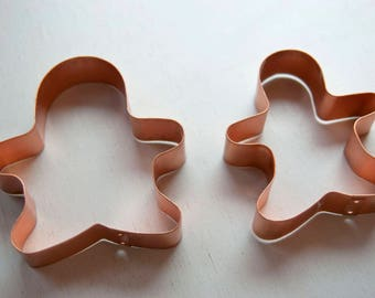 Ginger bread cookie cutters