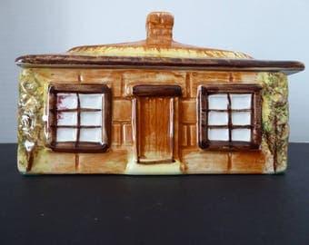 Vintage Price Kensington Cottage Ware BUTTER BOX