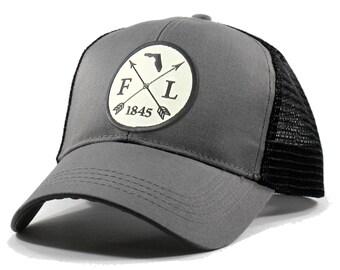 Homeland Tees Florida Arrow Hat - Trucker