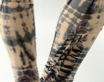 TD00  Women's Tie Dyed Yoga Pants and Leggings,perfect for yoga super comfort, tiedye