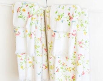 Fieldcrest Towel Etsy - Fieldcrest bath towels for small bathroom ideas