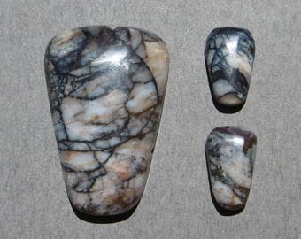 Nevada Opalite Cabochon Set