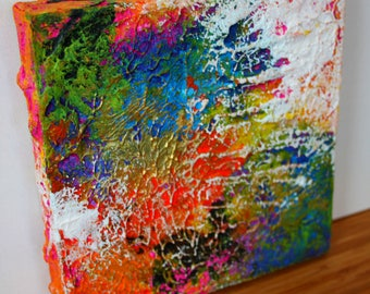 Canvas art paintings . Abstract Painting . Contemporary ART by Alex Senchenko .  Free  Worldwide Shipping . 100% Hand-Made. Ready to hang .