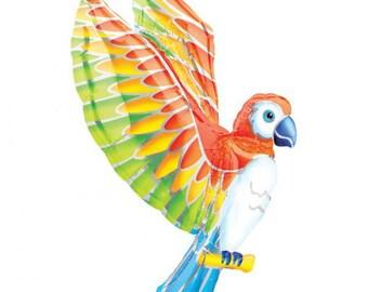 """Colorful Parrot 43"""" Foil Balloon party decoration"""