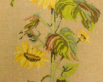 140 sunflower eva rozenstand 12-305 by clara waever