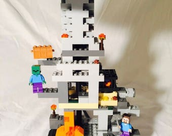 Custom Lego Minecraft Lamp Magen