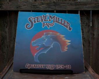 "The Steve Miller Band ""Greatest Hits 1974-78"""
