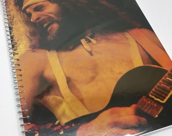 Ted Nugent Recycled album cover notebook -