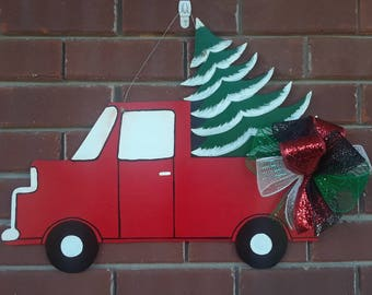 Truck Door Hanger *Any Holiday*