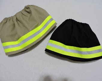 Firefighter Toddler Girl WIDE Skirt ,Halloween Costume