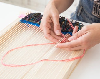 LOS ANGELES beginners weaving Class Saturday October 28th 11-2pm!