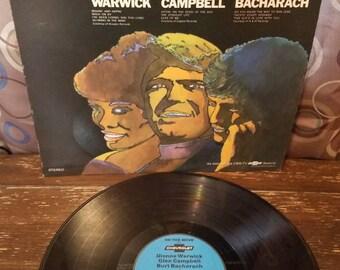 On the Move Chevrolet Special Collectors Album CBS TV Vinyl Records LP
