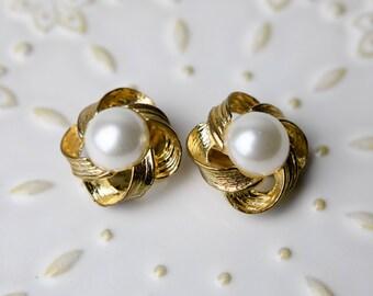 Vintage Clip-on Earrings