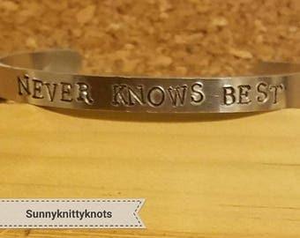Never Knows Best Fooly Cooly FLCL Bracelet