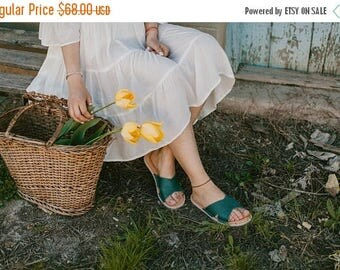 SALE 25% OFF: Flip-Flops, Leather Sandals, Flipflops, Leather Flip-Flops,  Women Sandals, Flat Sandals, Summer Sandals, Leather Flats, FlipF