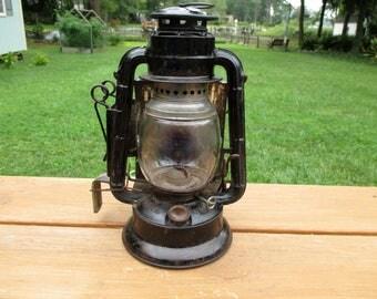 Dietz Little Wizard Roadster Wagon Lantern Lamp