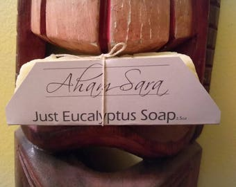 Just Eucalyptus Soap