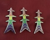Pylon Pride Pin