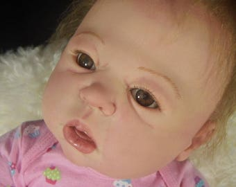 Dakota Custom Reborn Doll by Sheila Michaels Little Darlins Nursery Rita Meese
