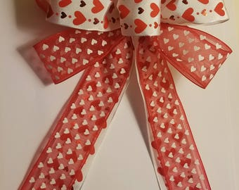 Bow Valentines Day