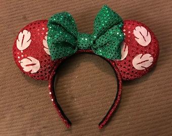 Lilo And Stitch (Lilo) Mickey Ears