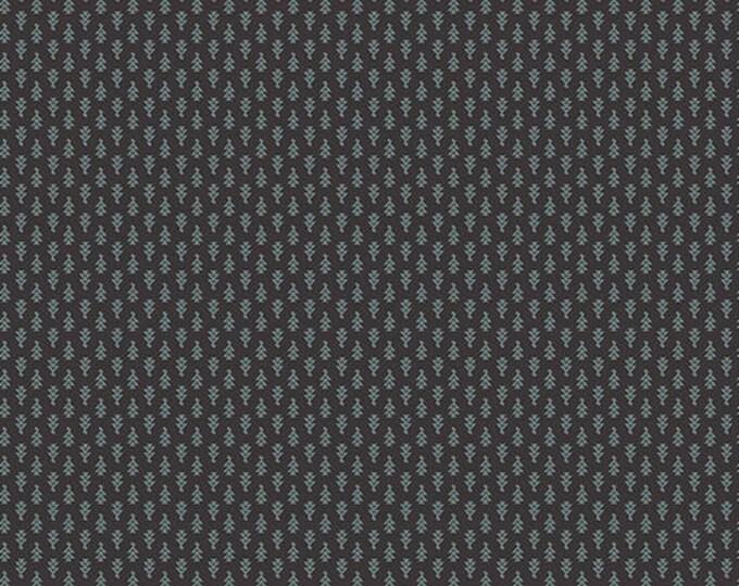 Lampblack - Arrowheads Blue 8481K1 - 1/2yd