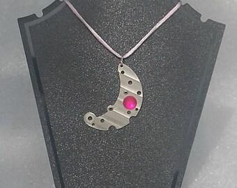 Creation time piece pendant