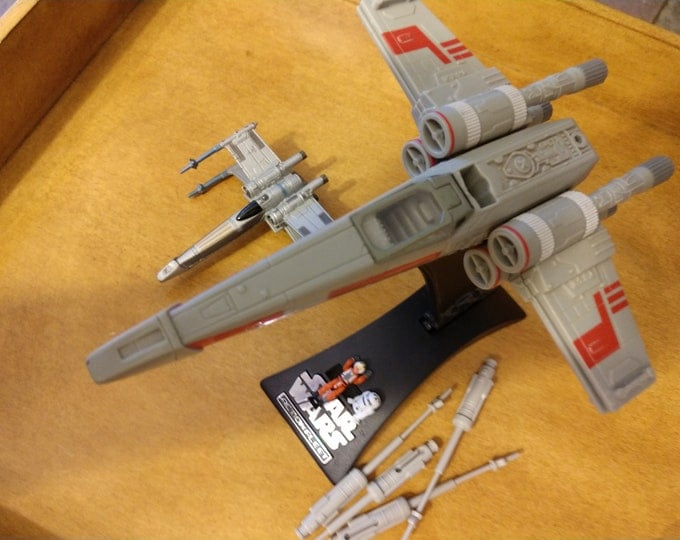 X-Wing Starfighter Concept Model - Star Wars