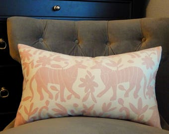 Blush Pillow Etsy
