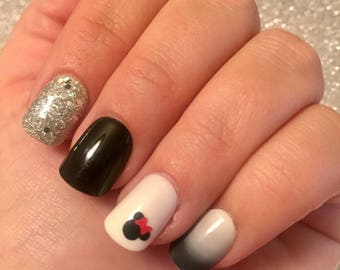 Disney Inspired Nail Decals