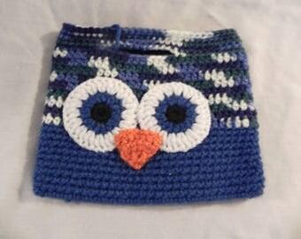 Owl Clutch